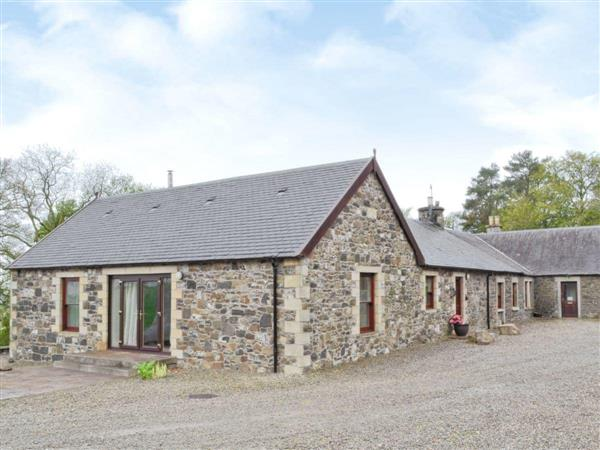 Beech Cottage in Lanarkshire
