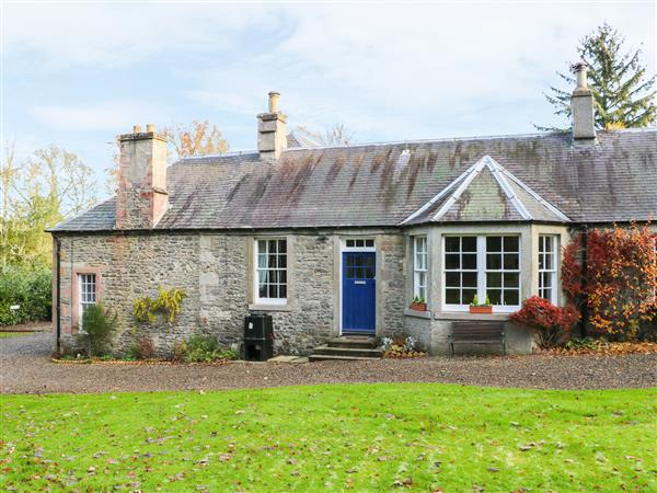 Beech Cottage in Roxburghshire