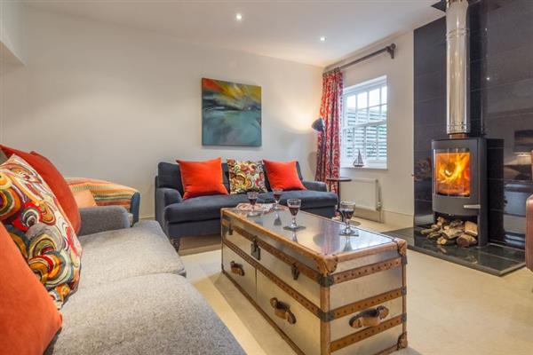 Beech House from Norfolk Hideaways