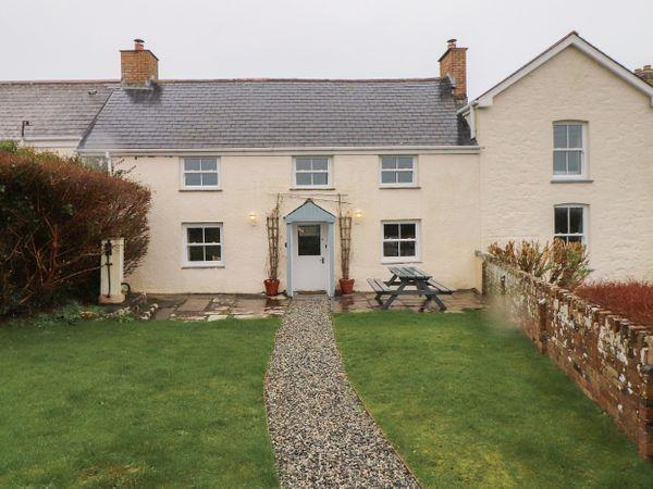 Bejowan Cottage in Cornwall
