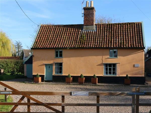 Bell Corner Cottage in Suffolk