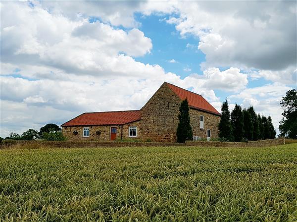 Bell House Barn in Durham