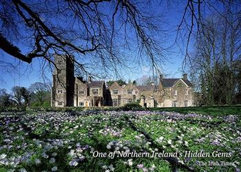 Belle Isle Castle in Co Fermanagh