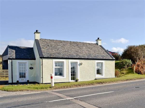 Belloch Cottage in Argyll