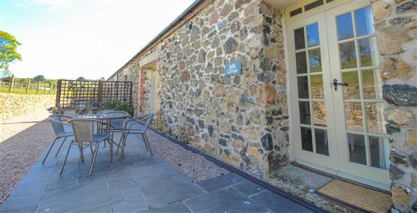 Bellot Cottage in Cornwall