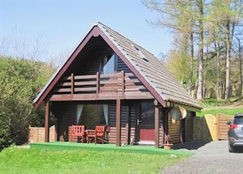 Ben Vane Lodge in Perthshire