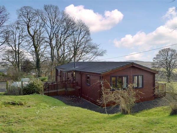 Benarty Holiday Cottages - Parkside Lodge in Fife