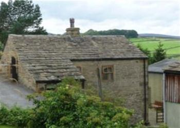 Benchmark Cottage in West Yorkshire
