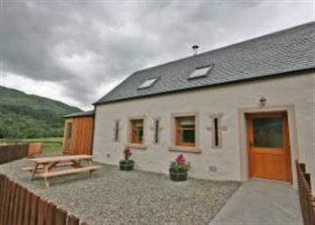 Benmore Byre in Argyll