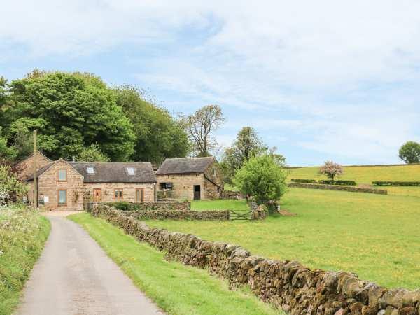 Bent Chapel Cottage in Derbyshire