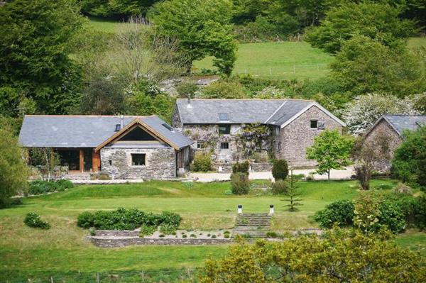 Bentwitchen Barn Cottage in Near North Molton, Devon