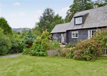 Benvane Cottage in Perthshire