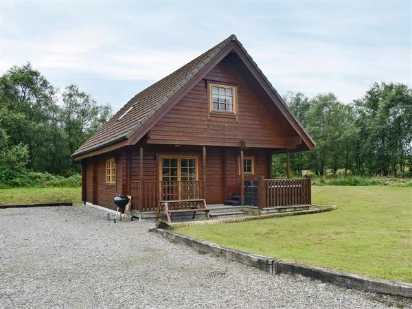 Benview Holiday Lodges - Lodge 1 in Lanarkshire