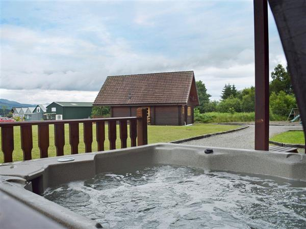 Benview Holiday Lodges - Lodge 3 in Lanarkshire
