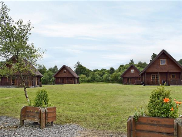 Benview Holiday Lodges - Lodge 4 in Lanarkshire
