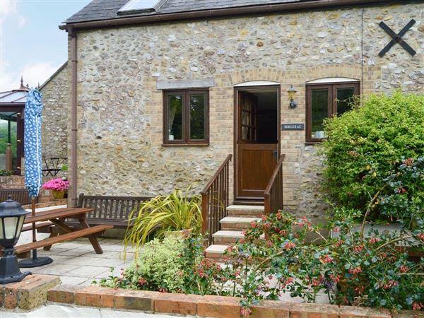 Bergerac Cottage in Dorset