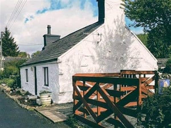 Berry Cottage in New Luce, Wigtownshire
