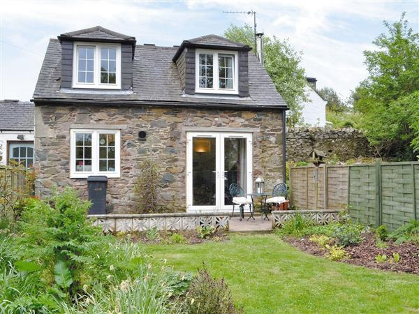 Berryhill Cottage in Berwickshire