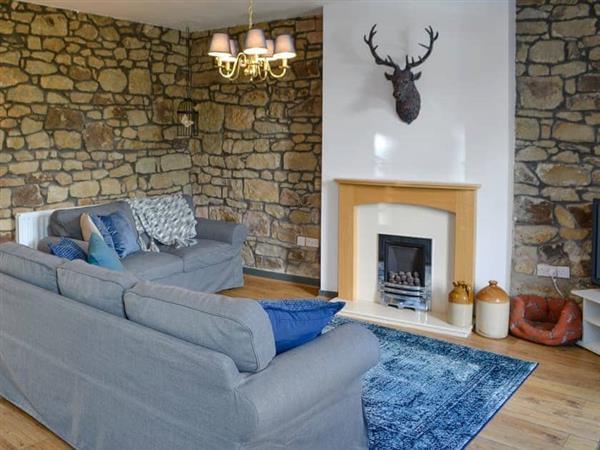 Bertram Cottage in Northumberland