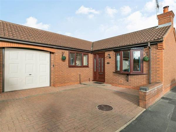 Berwood Cottage in South Yorkshire