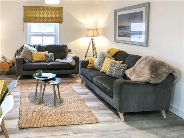Bezant Apartments - Bay Blue in Cornwall