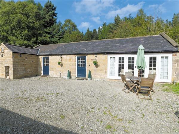 Bickley School Annexe in North Yorkshire