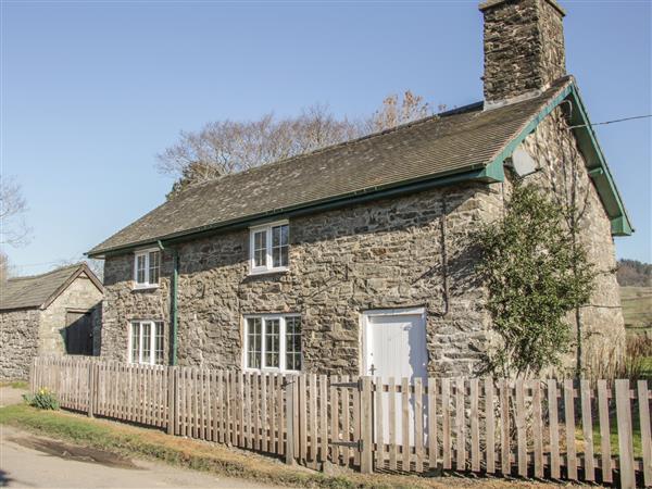 Bicton Cottage in Shropshire