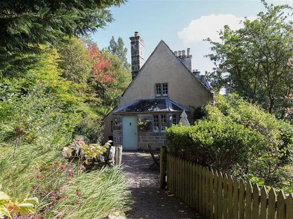 Big Barns Cottage in Sutherland