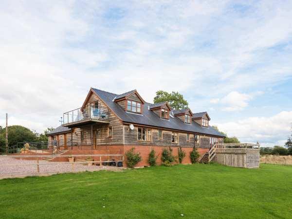Big Bear Lodge in Shropshire