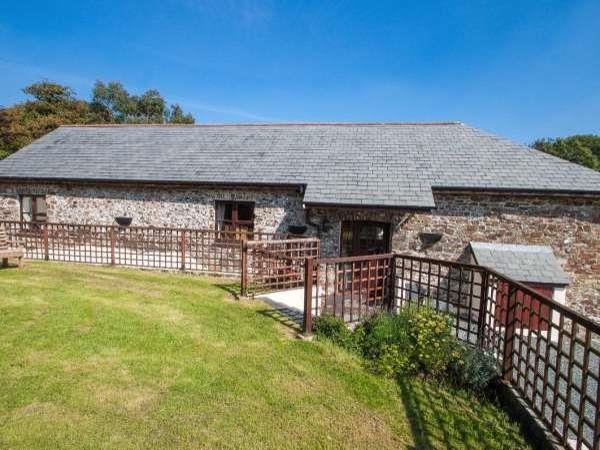 Billy's Barn in Devon