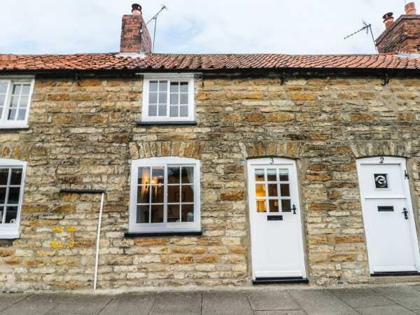 Bimble Cottage in Lincolnshire