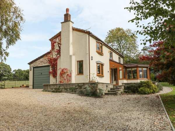 Birch Cottage in Shropshire