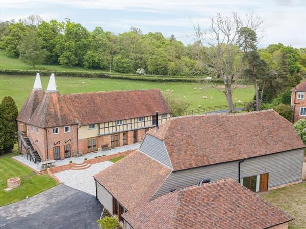 Birch Cottage at Frame Farm in Kent