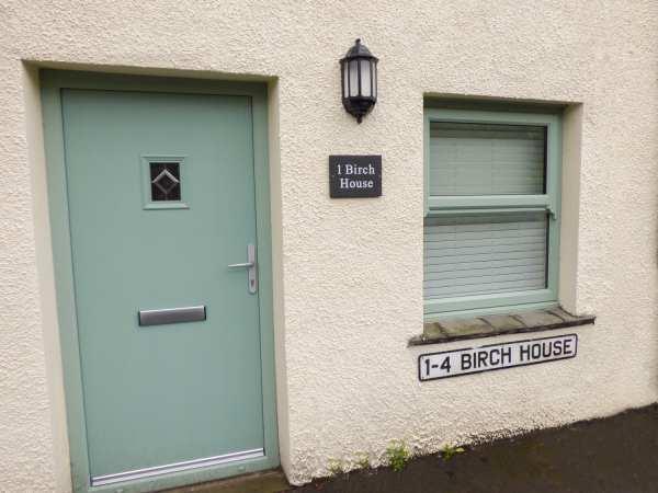 Birch House in Cumbria