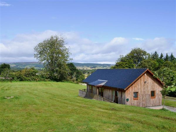 Birch Lodge in Inverness-Shire