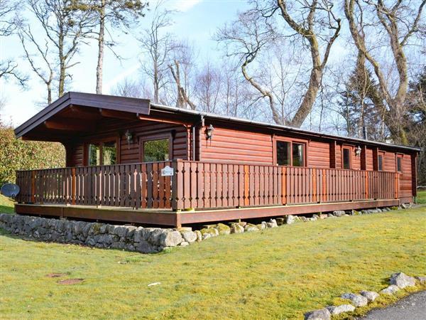 Birchlea Lodge in Kirkcudbrightshire
