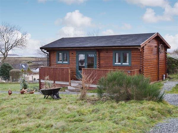 Birdsong Cabin in Isle Of Skye
