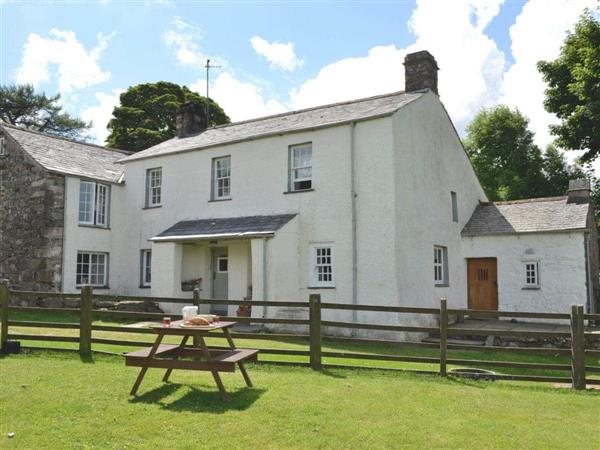 Birkerthwaite Farmhouse in Cumbria