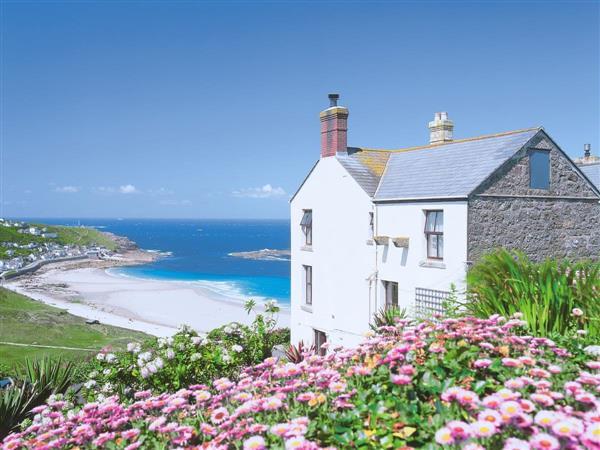 Bishop Rock in Cornwall
