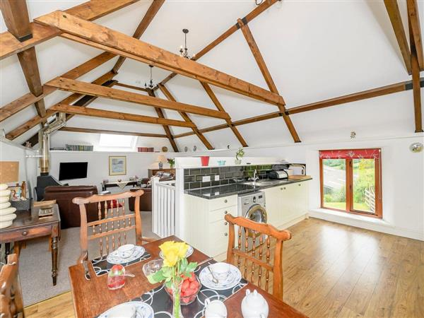 Bishpool Farm Cottages - The Stable House in Spaxton, near Bridgwater, Somerset