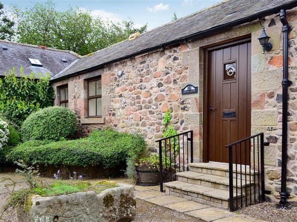 Bizzie Lizzie Cottage in Northumberland