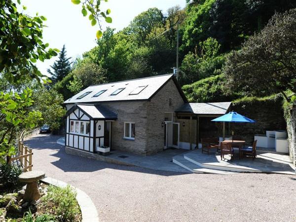 Black Pit Cottage in Devon