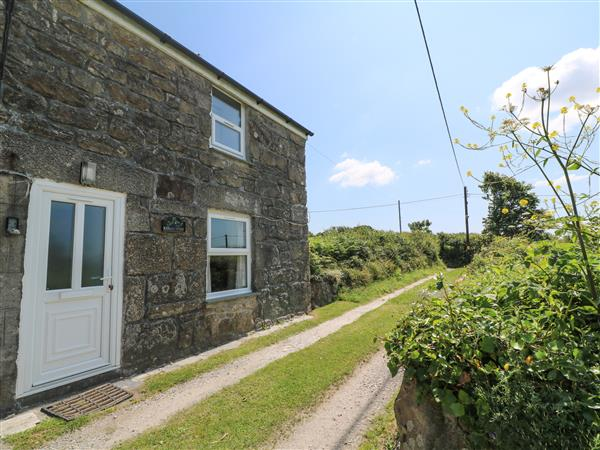 Blackberry Cottage in Cornwall