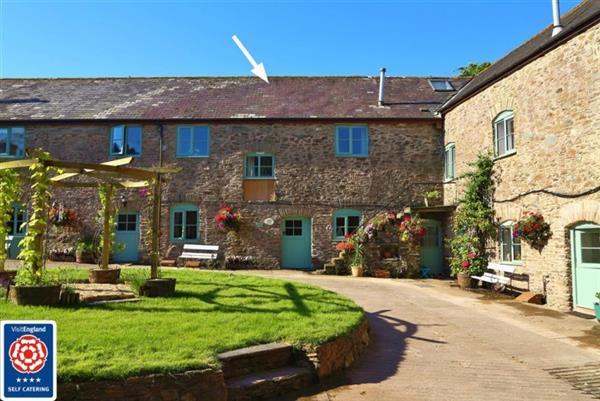 Blackberry Cottage in Devon