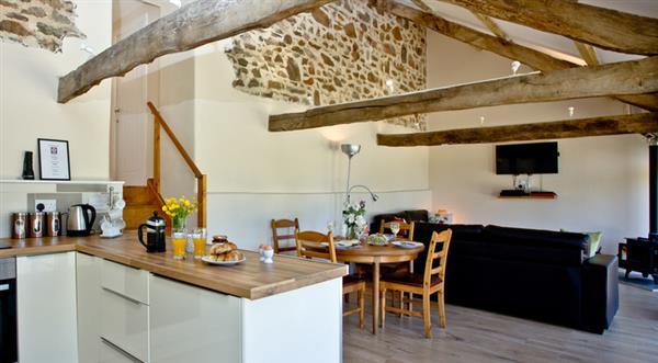 Blackbird Cottage in Devon