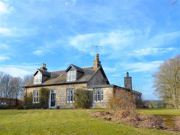 Blackbull Farm - Blackbull Farmhouse in Aberdeenshire