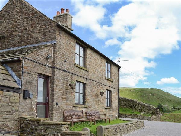 Blackclough Farm - Blackclough Farmhouse in Staffordshire