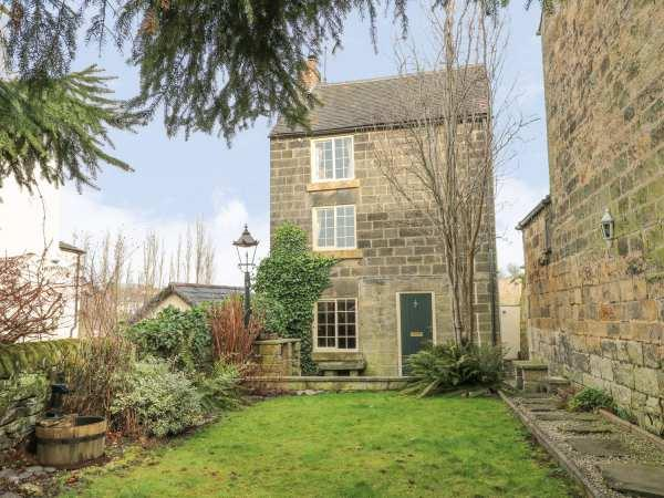Blacking Mill Cottage in Derbyshire