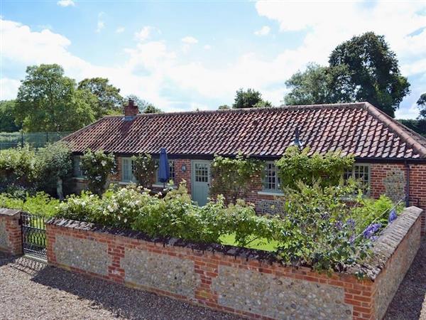 Blacksmiths Cottage in Norfolk
