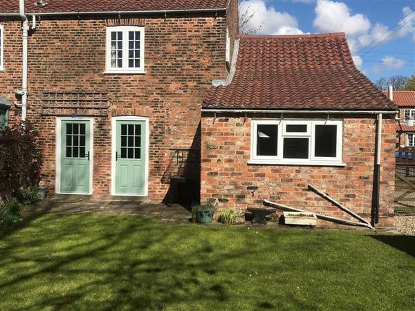 Blacksmith's Cottage in North Yorkshire